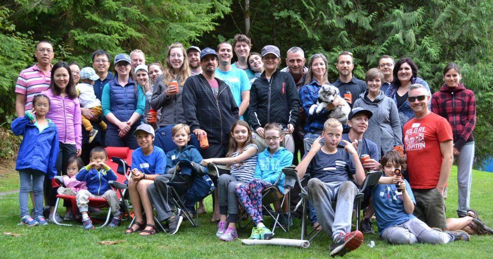 BCBS Camping Trip 2016