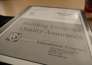 Building Envelope Quality Assurance