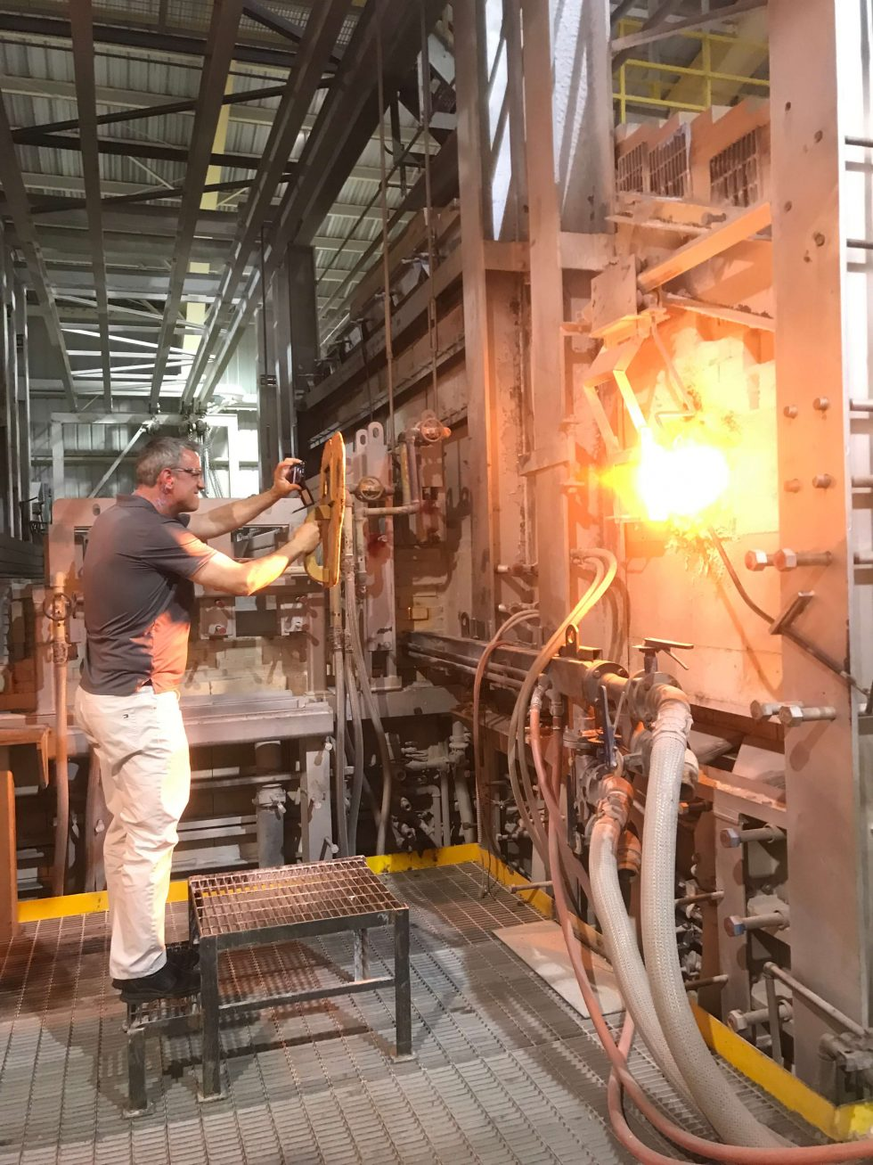 Cardinal Glass Plant Tour