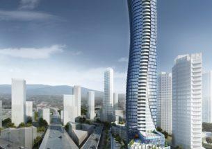 Vancouver's Newest Gateway Building