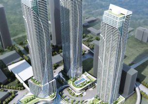 British Columbia's New Tallest Building