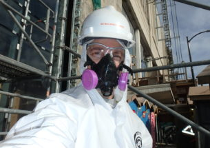 Structural Review with Asbestos